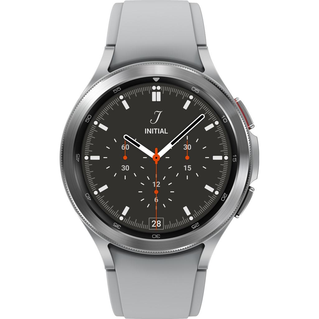 Tweedekans Samsung Galaxy Watch4 Classic 46 mm Zilver Tweedehands