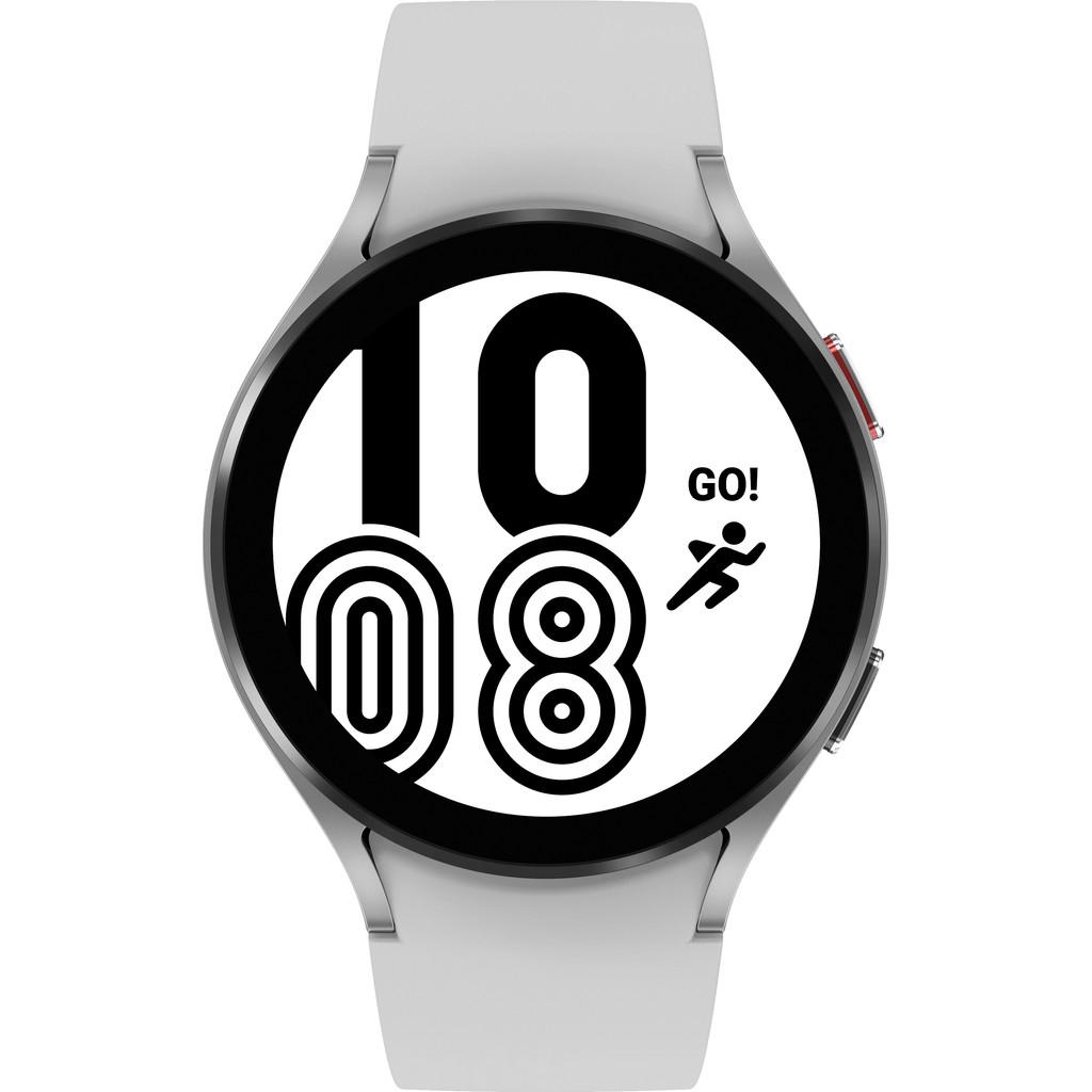Tweedekans Samsung Galaxy Watch4 44 mm Zilver Tweedehands