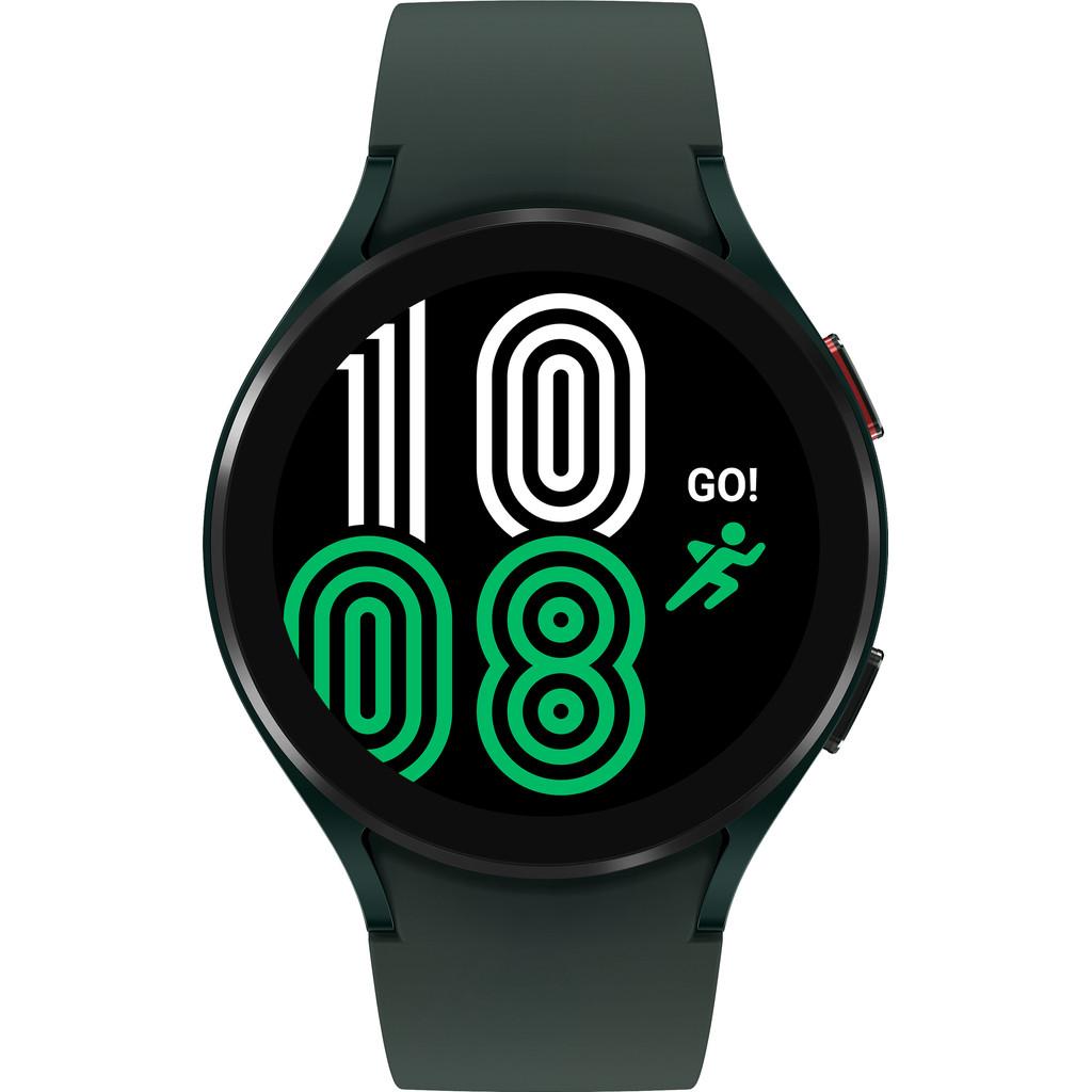 Tweedekans Samsung Galaxy Watch4 44 mm Groen Tweedehands