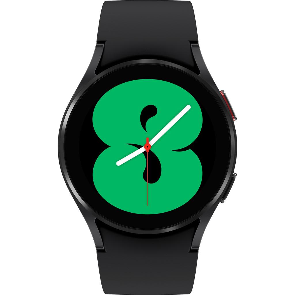 Tweedekans Samsung Galaxy Watch4 40 mm Zwart Tweedehands