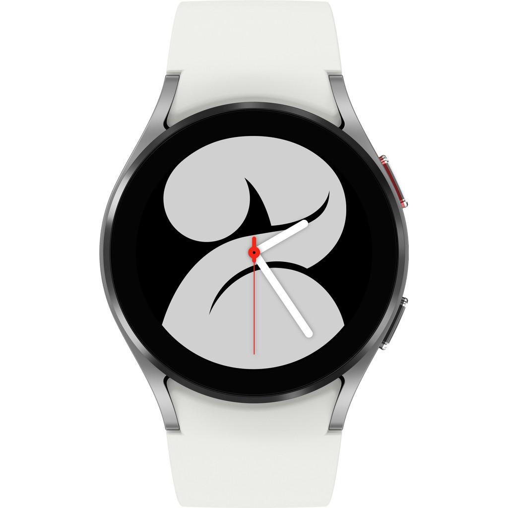 Tweedekans Samsung Galaxy Watch4 40 mm Zilver Tweedehands
