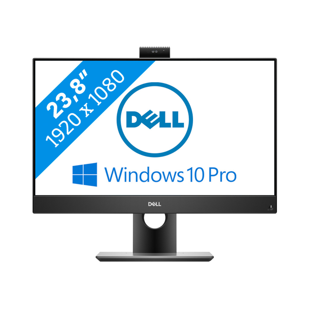 Dell Optiplex 7490 All in One - 8V12C