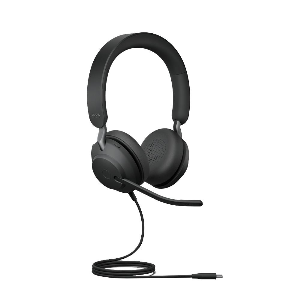 Jabra Evolve2 40 USB-C – UC Stereo Office Headset