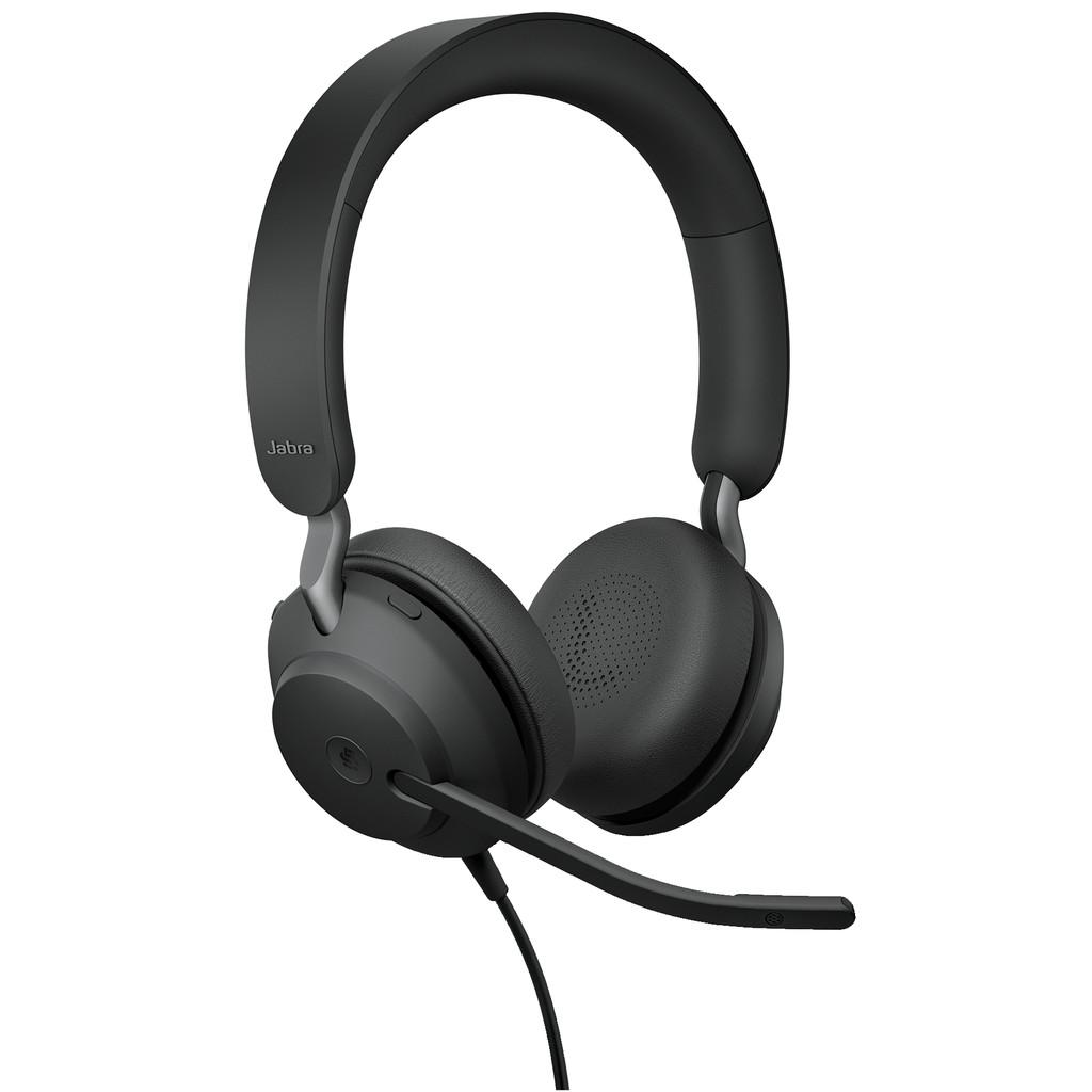 Jabra Evolve2 40 USB-C – MS Stereo Office Headset