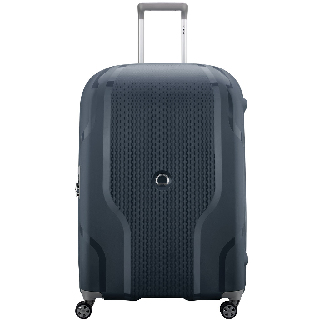 Delsey Clavel 70cm Trolley Case Blue Jean