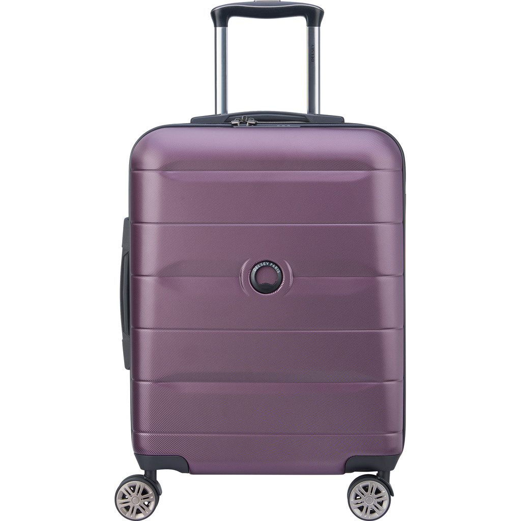 Delsey Comete + Cabin Size Trolley SLIM 55cm Purple