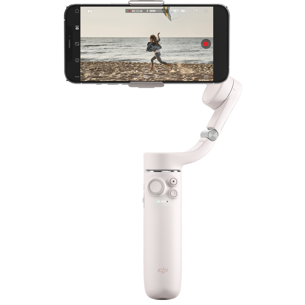 DJI Osmo Mobile 5 (OM 5) Sunset White