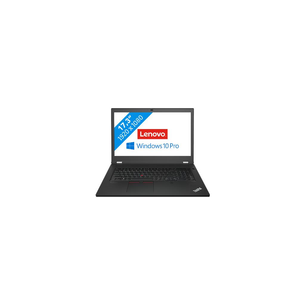 Lenovo ThinkPad P17 G2 - 20YU000BMH