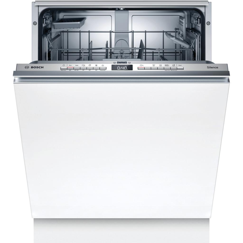 Bosch SGV4HBX40E / Inbouw / Volledig geïntegreerd / Nishoogte 81,5 – 87,5 cm