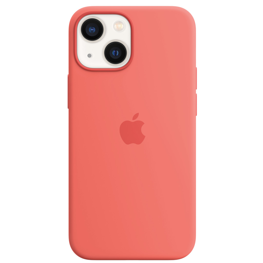 Apple iPhone 13 mini Back Cover met MagSafe Pomelo