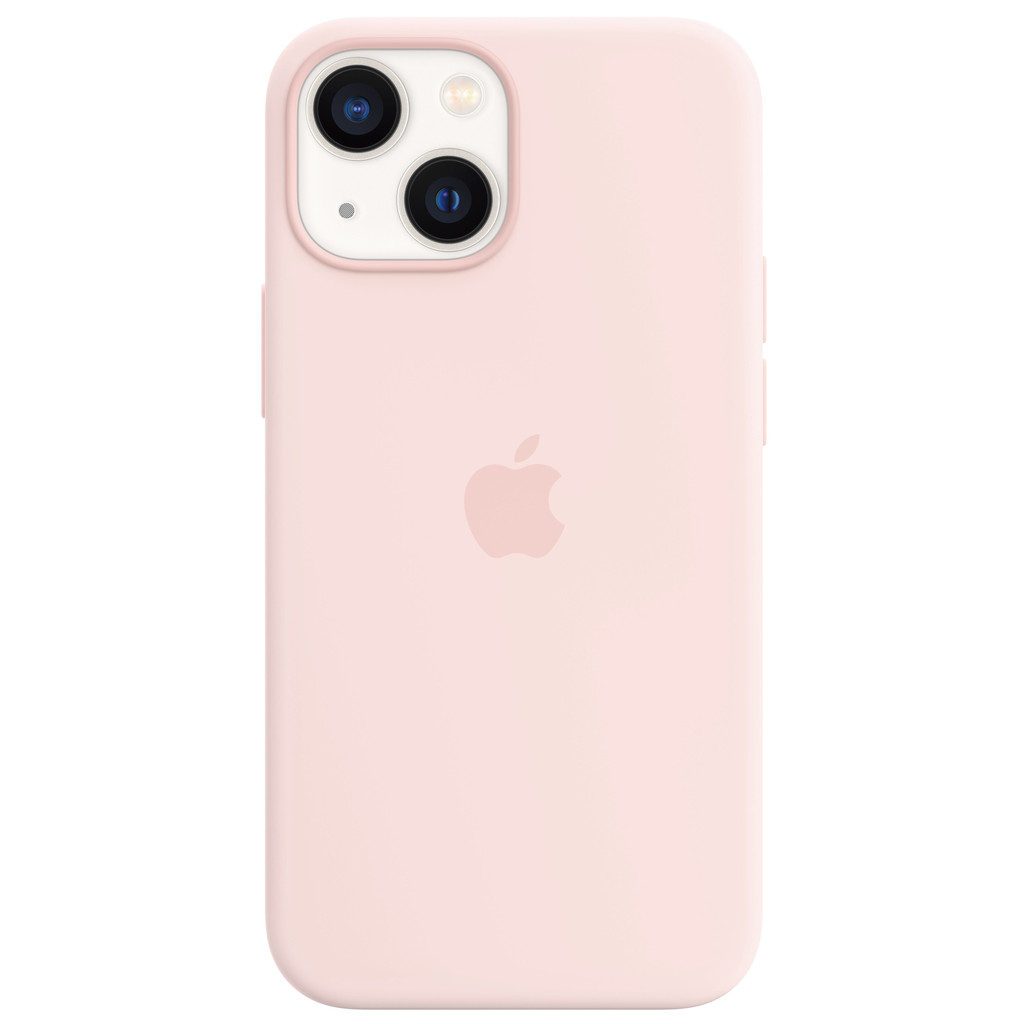 Apple iPhone 13 mini Back Cover met MagSafe Kalkroze
