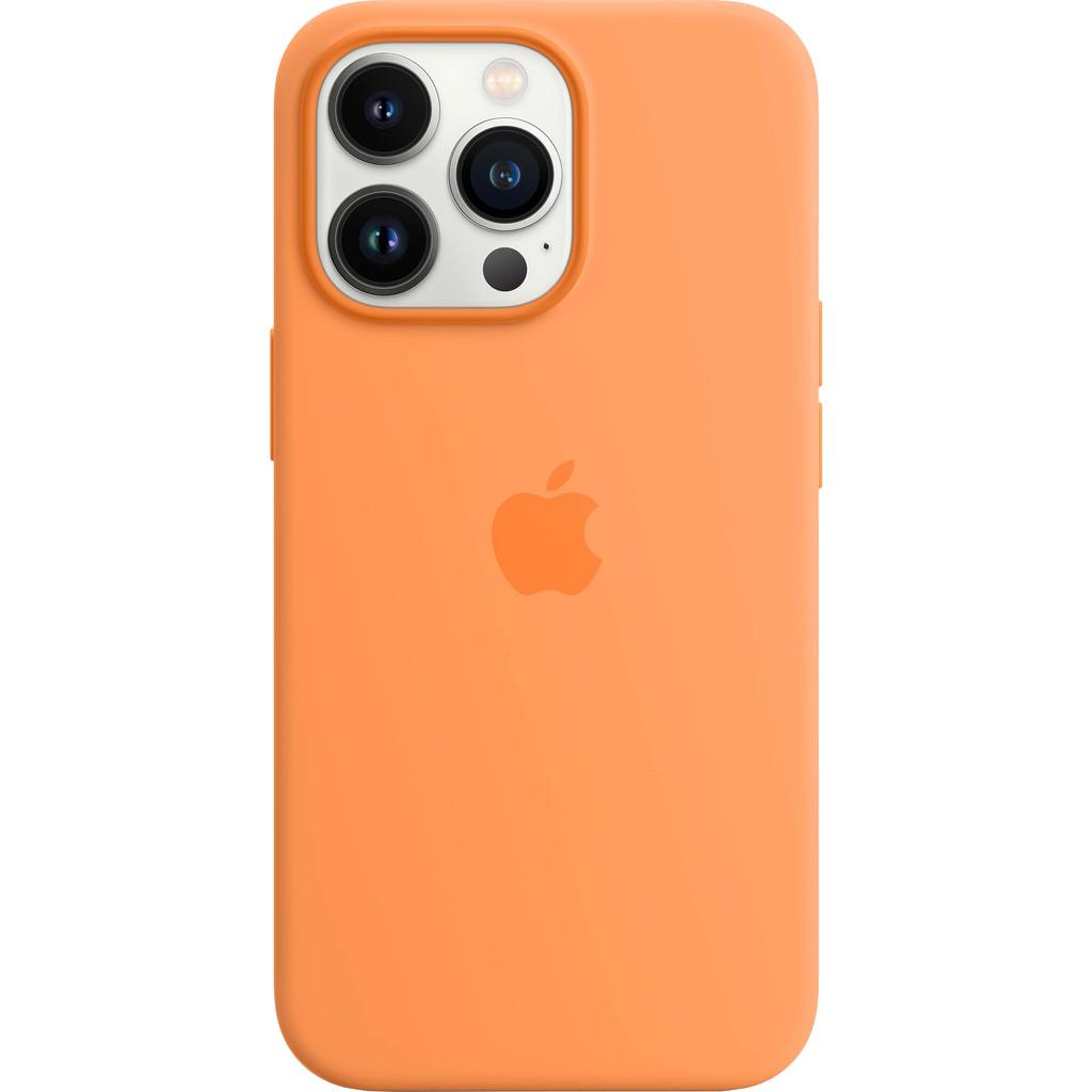 Apple iPhone 13 Pro Cover met MagSafe Okergeel