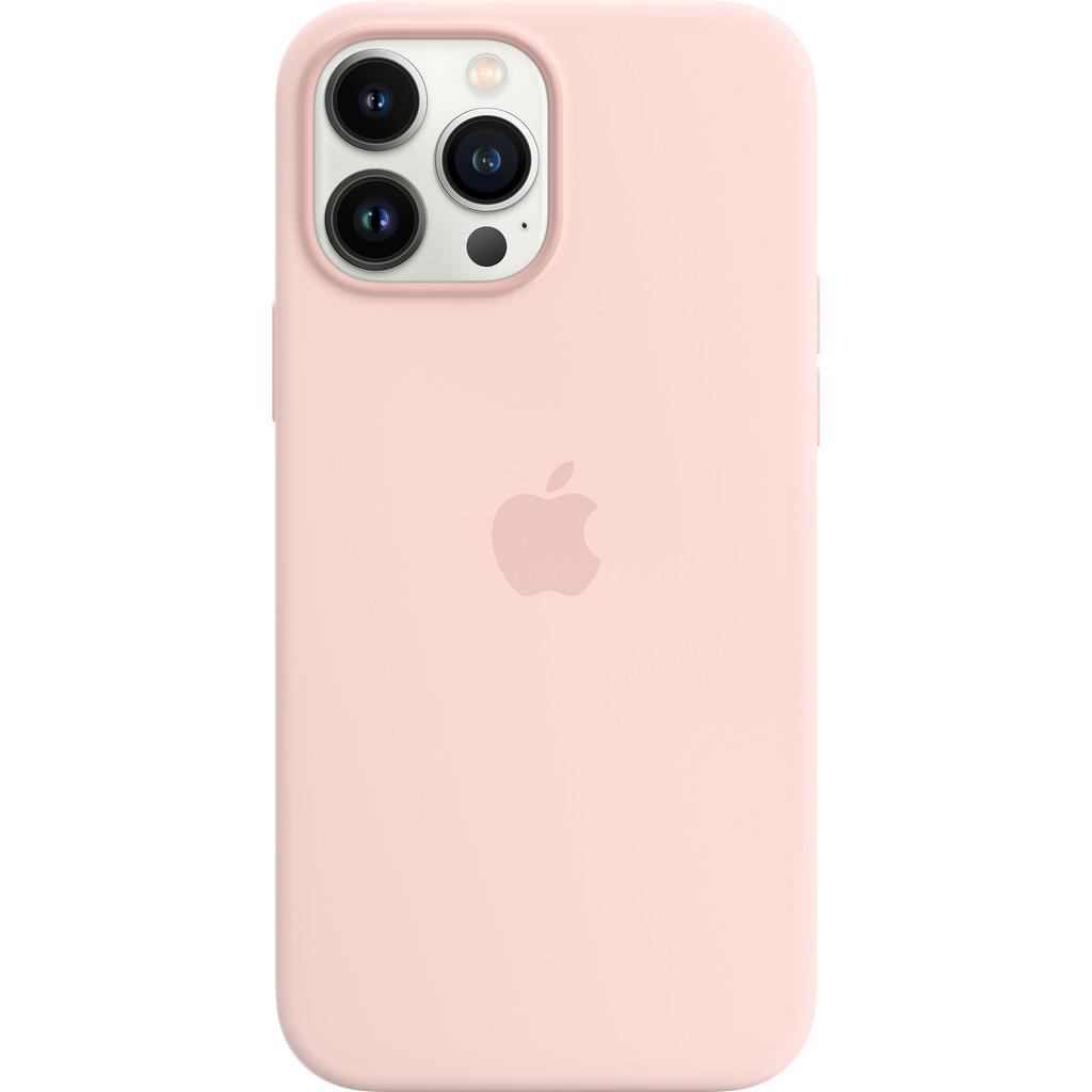 Apple iPhone 13 Pro Max Back Cover met MagSafe Kalkroze