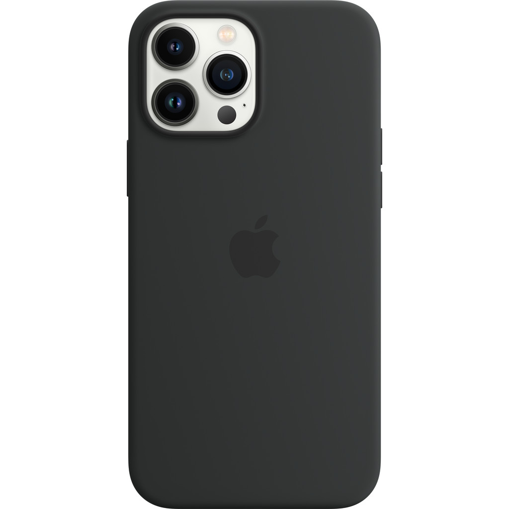 Apple iPhone 13 Pro Max Back Cover met MagSafe Middernacht