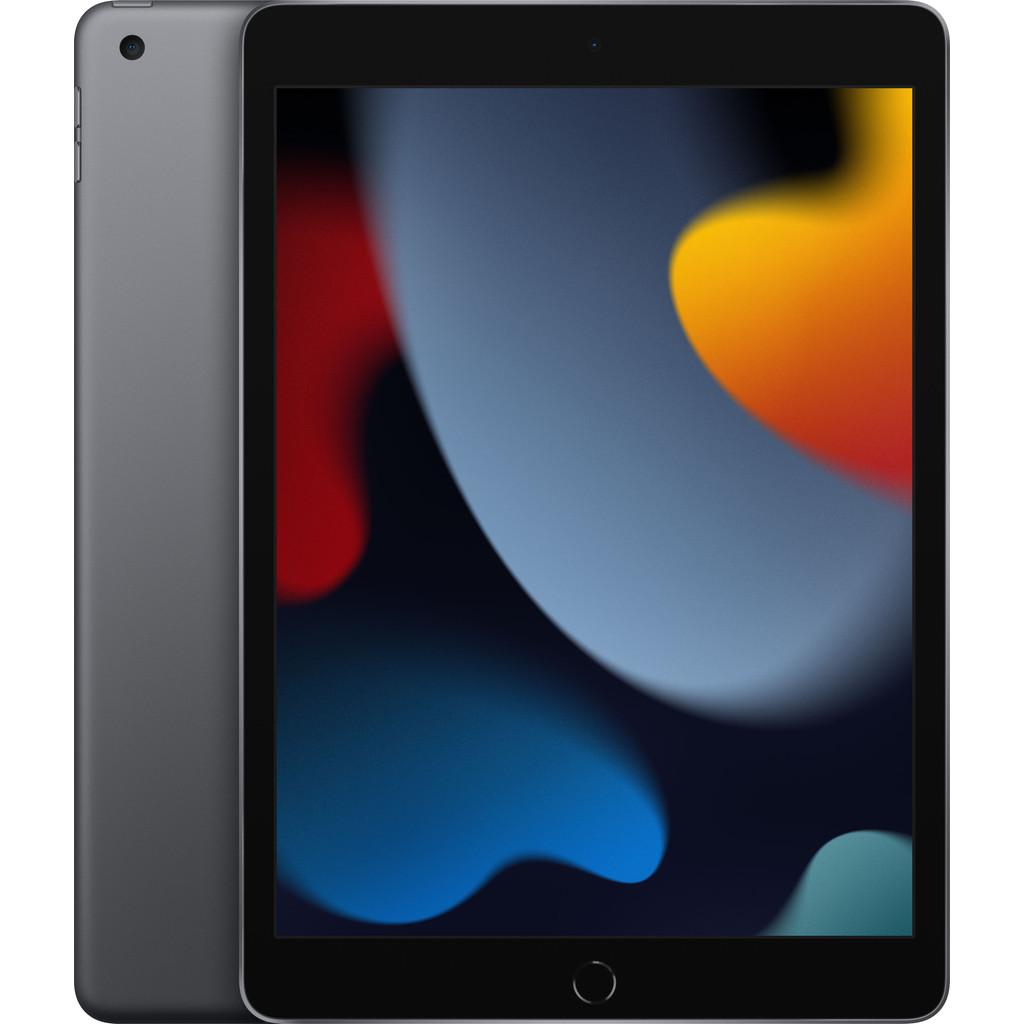 Apple iPad (2021) 10.2 inch 256GB Wifi Space Gray