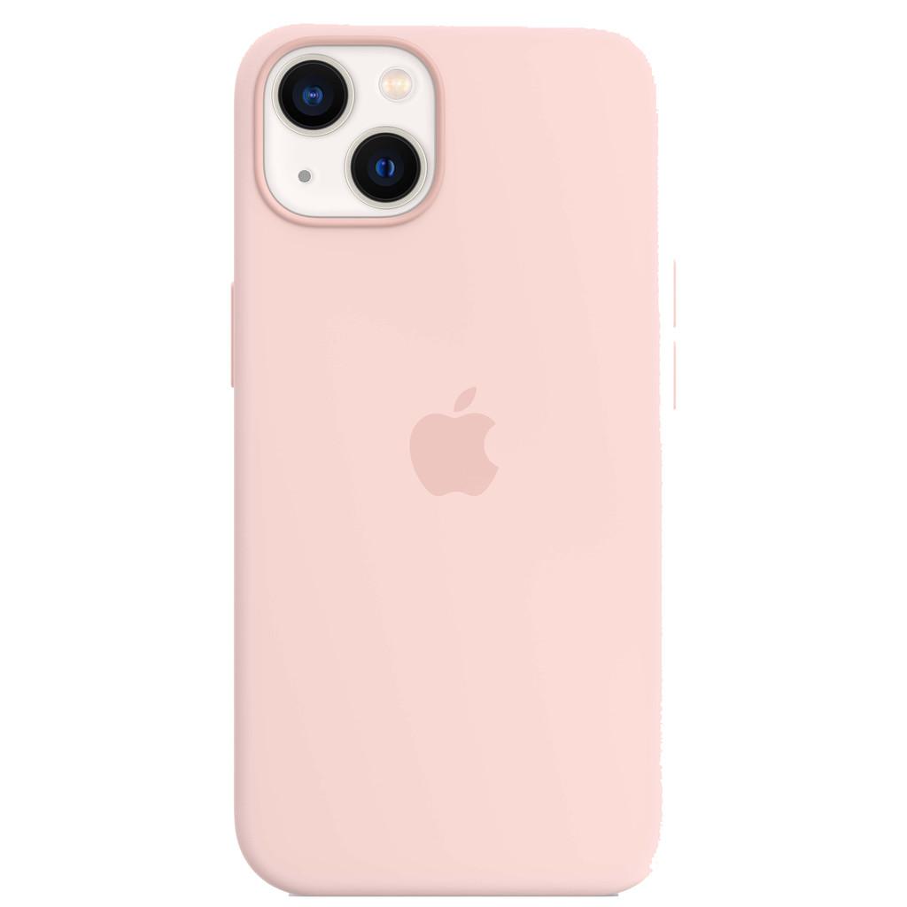 Apple iPhone 13 Back Cover met MagSafe Kalkroze