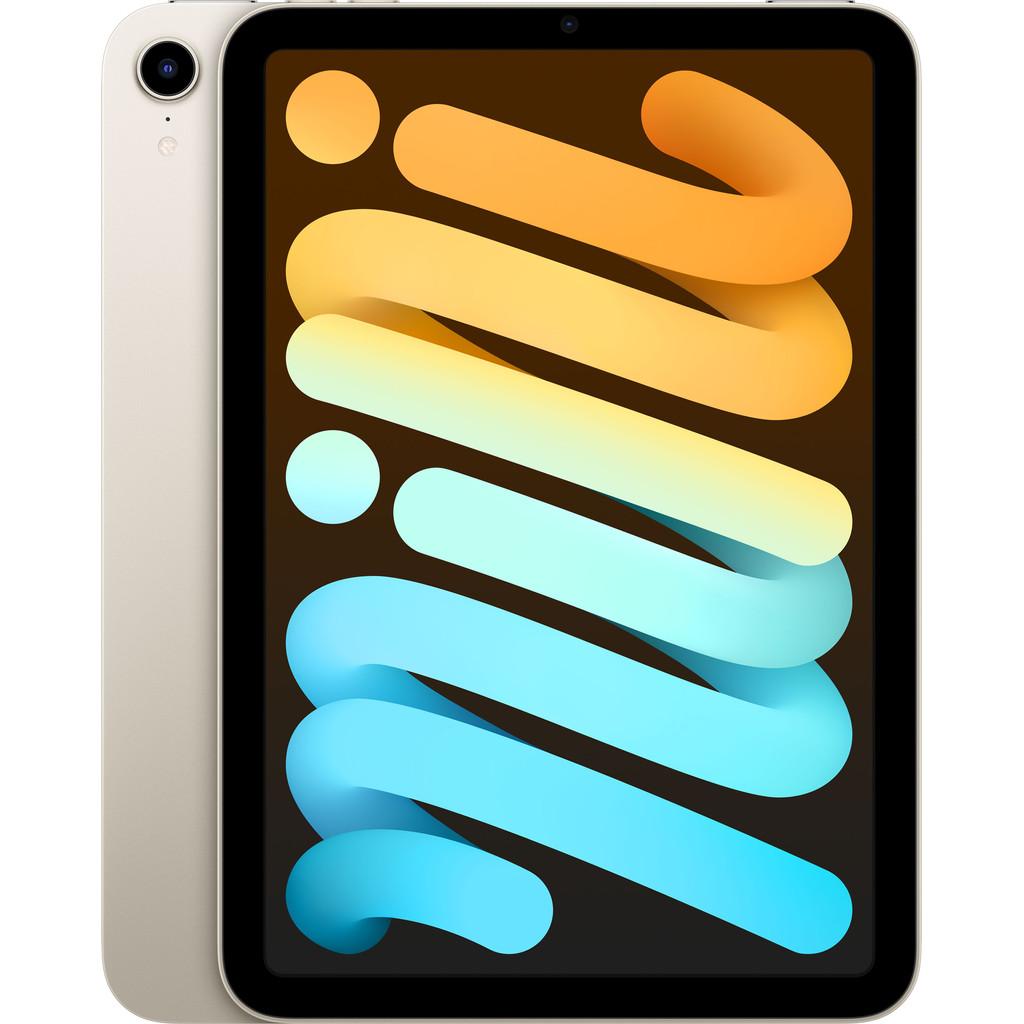 Apple iPad Mini 6 64GB Wifi Witgoud