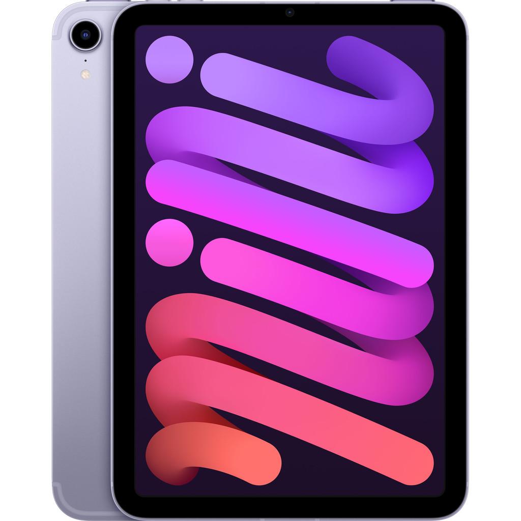 Apple iPad Mini 6 64GB Wifi + 5G Paars