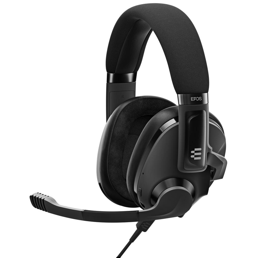 EPOS H3 Hybrid Black