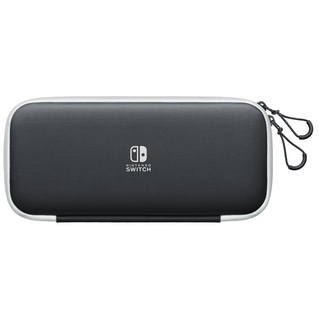 Nintendo Switch OLED model Travel Case met Screenprotector