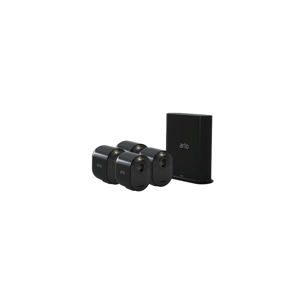 Arlo Ultra 2 4K Zwart 4-Pack