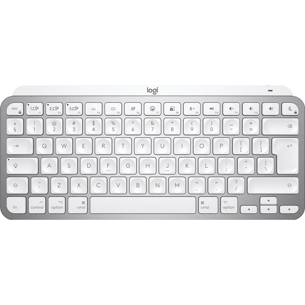 Logitech MX Keys Mini Voor Mac Draadloos Qwerty Grijs