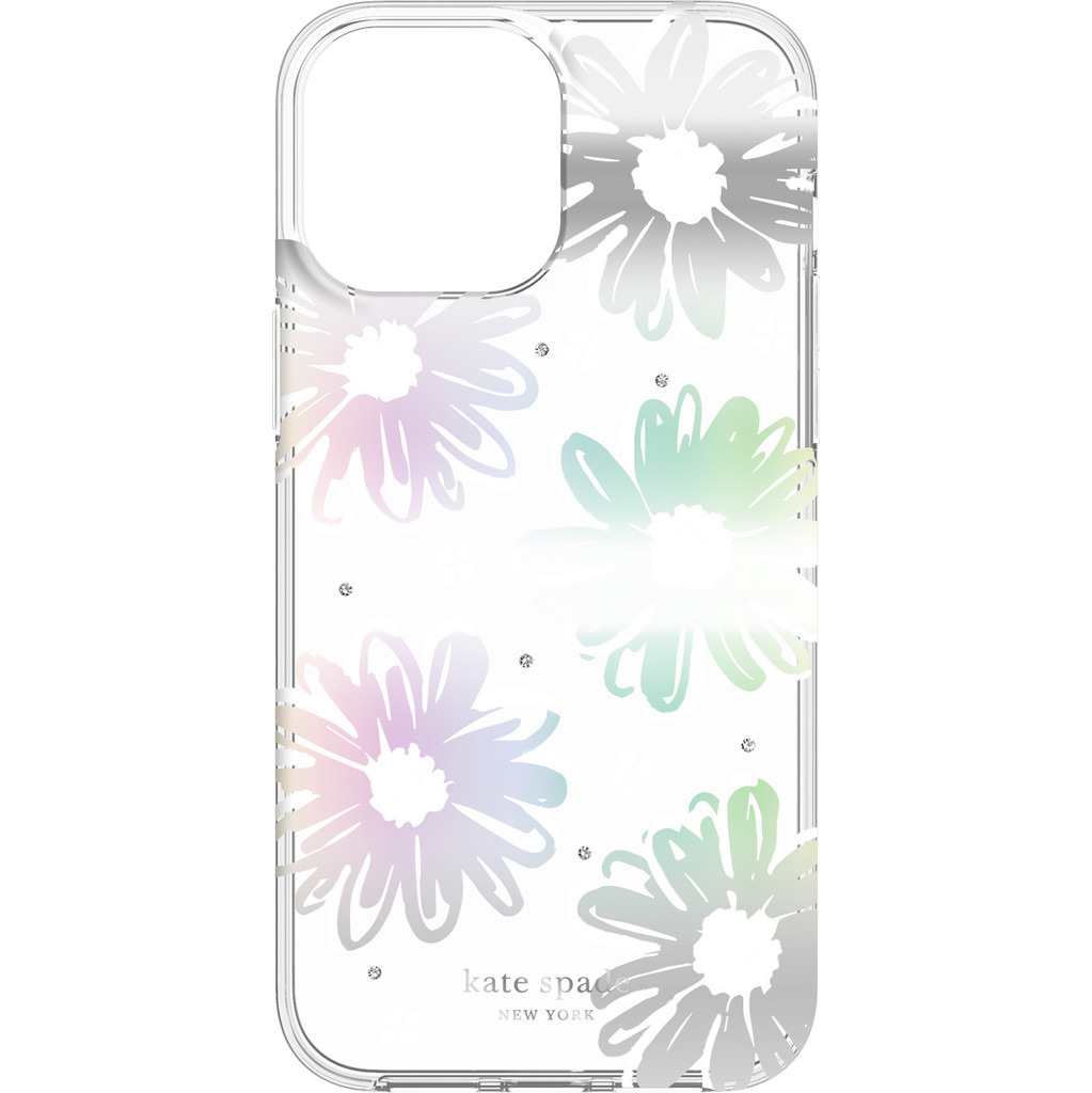 Kate Spade Daisy Protective Hardshell iPhone 13 Pro Max Back Cover