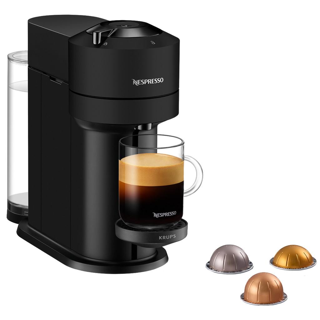 Krups Nespresso Vertuo Next XN910N Mat Zwart