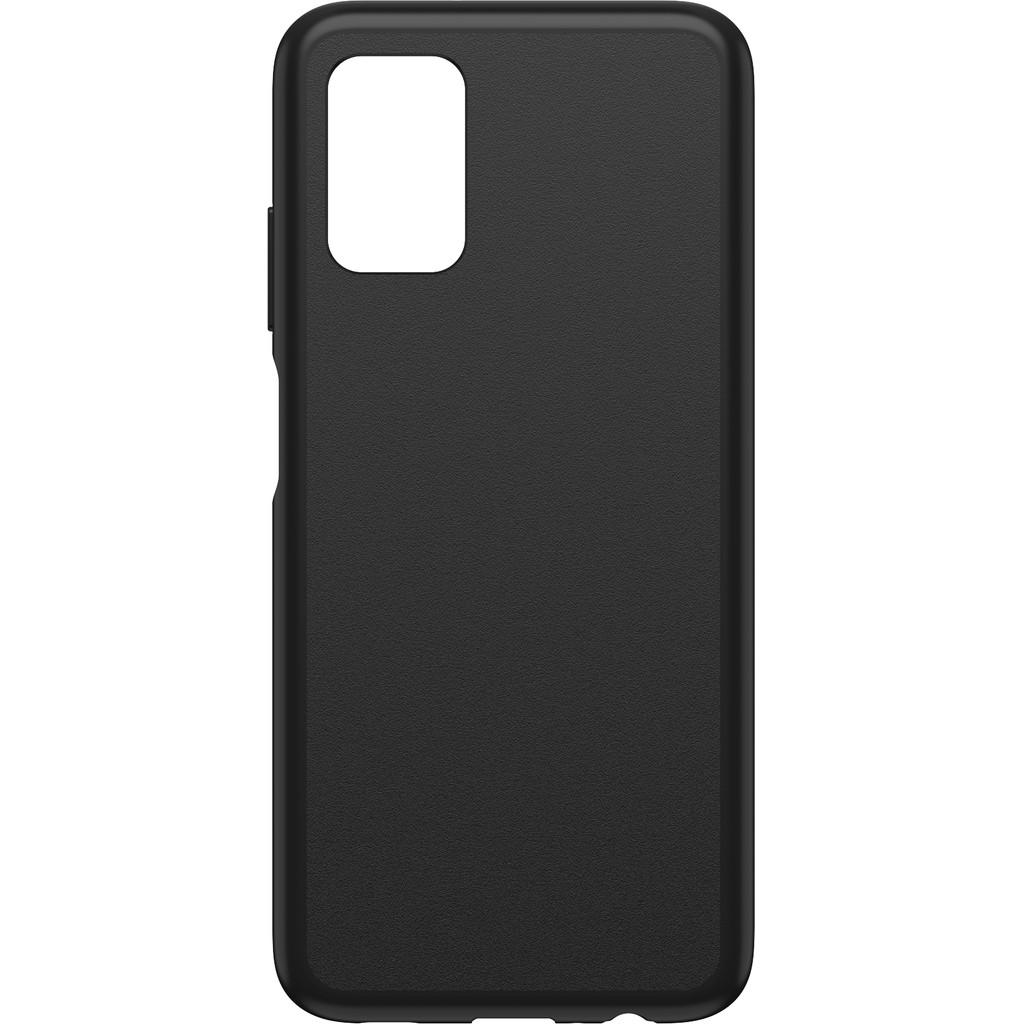 Otterbox React Samsung Galaxy A03s Back Cover Zwart