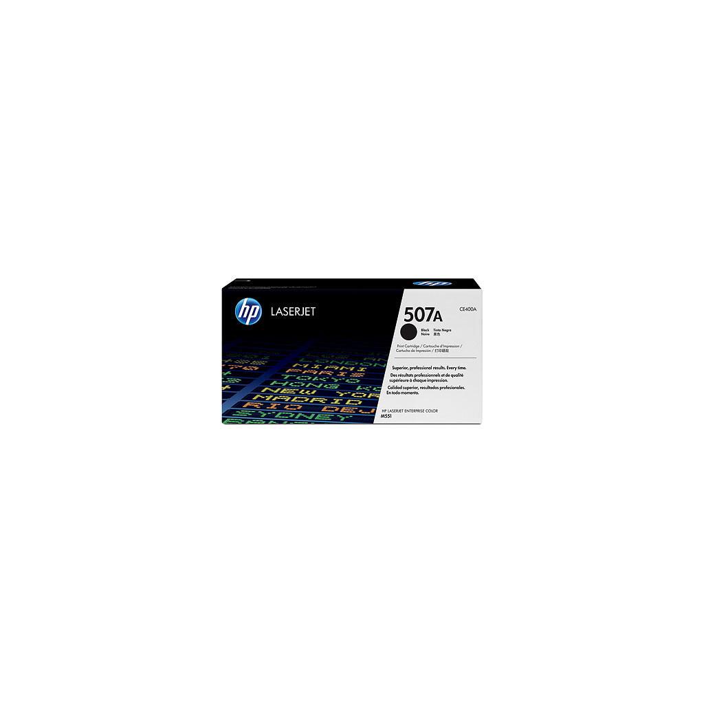 HP 507A LaserJet Toner Zwart (CE400A) kopen