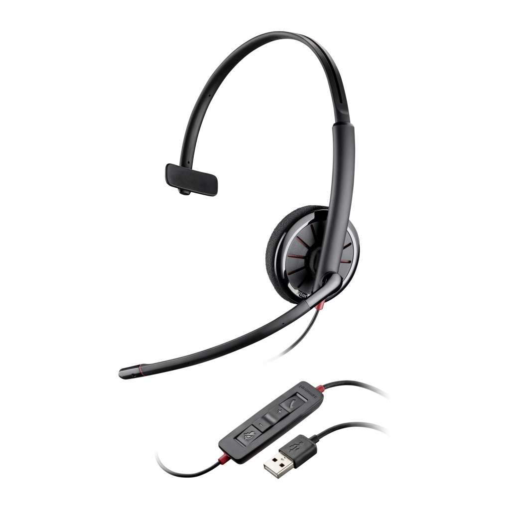 Plantronics BlackWire C315.1-M Office Headset in Houwerzijl