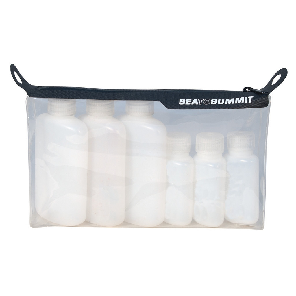 Sea to Summit Clear Ziptop Pouch in Hendrik-Ido-Ambacht