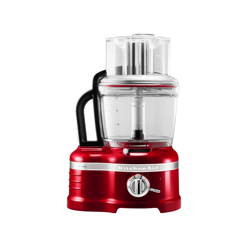 KitchenAid Artisan Foodprocessor Appelrood in Naomé
