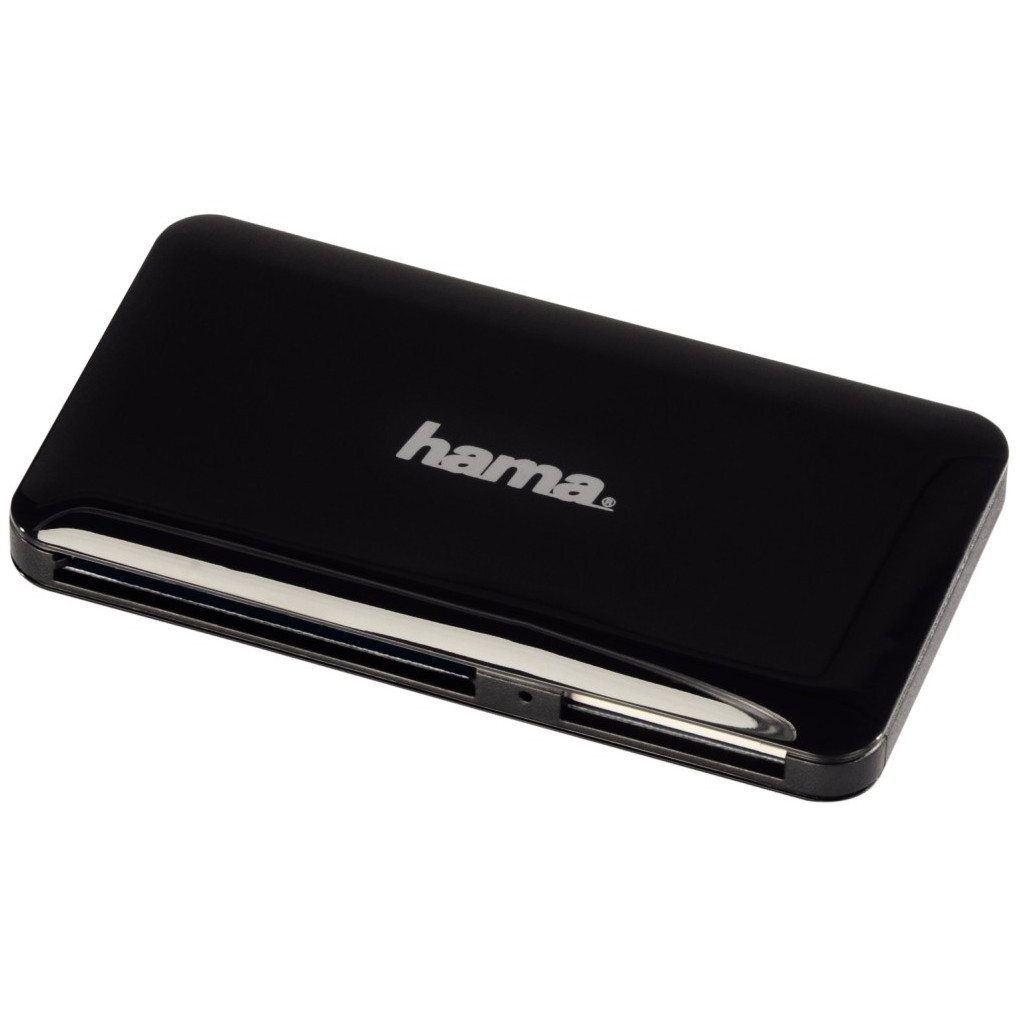 Hama USB 3.0 Multi Kaartlezer in Stegerveld