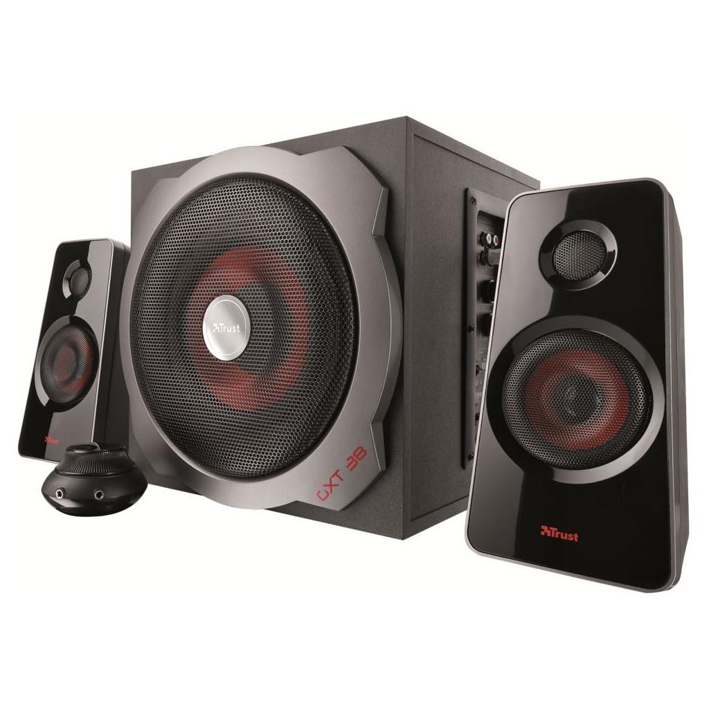 Trust GXT 38 2 1 Subwoofer Speaker Set