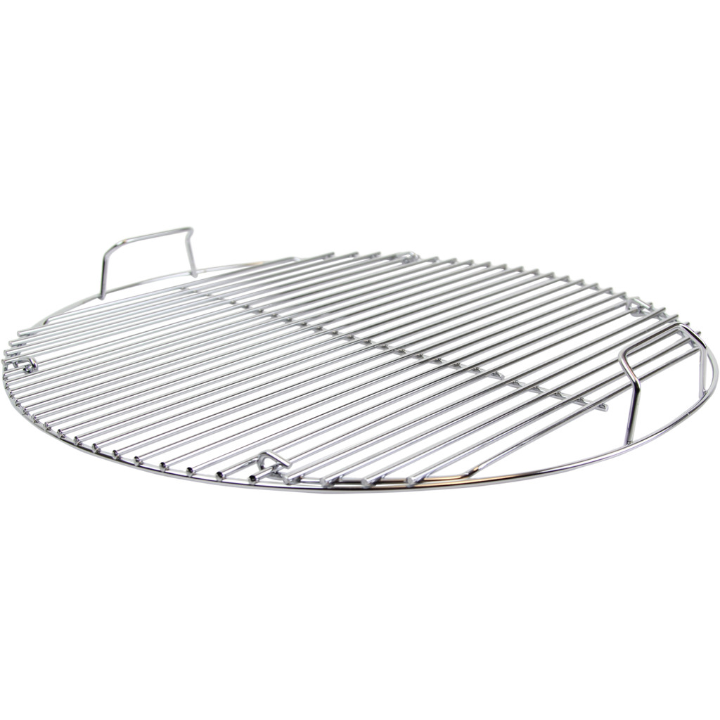 Bovenrooster voor barbecues Ã47 cm, scharnierend
