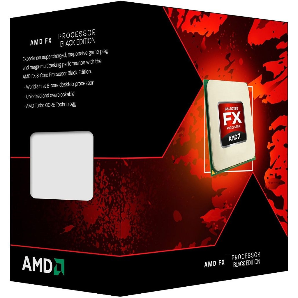AMD FX-6300 Black Edition in Leffinge