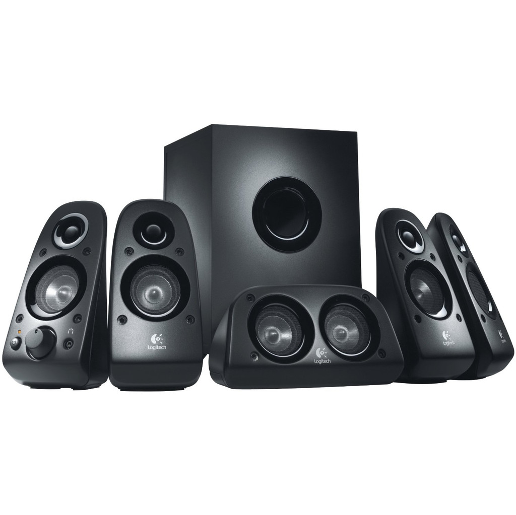 Logitech Z506 Surround Sound Speakersysteem kopen