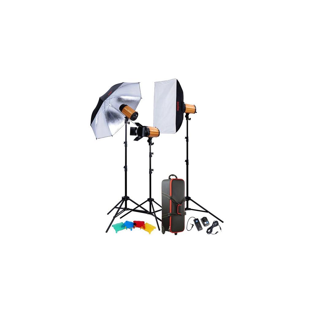 Godox Studio Smart Kit 300SDI-D in Vitrival