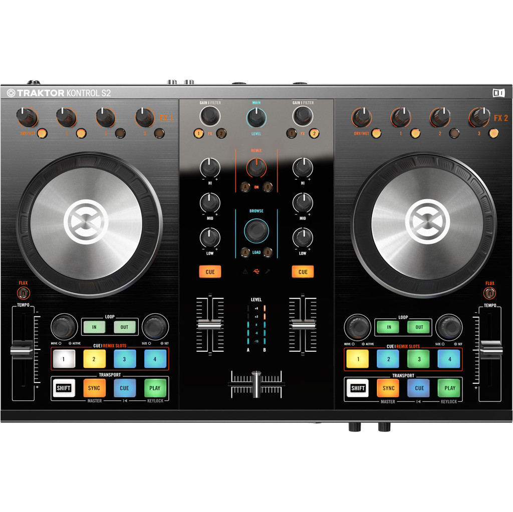 Native Instruments Traktor Kontrol S2 MK2 in Chiny