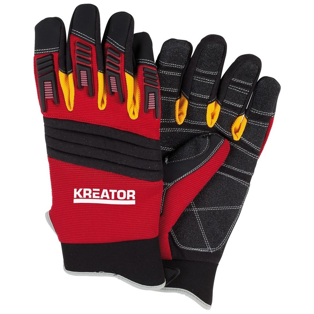 Kreator KRTT007XL Werkhandschoenen Heavy Duty kopen