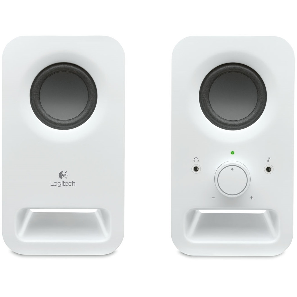 Logitech Z150 2.0 Speakersysteem Wit kopen
