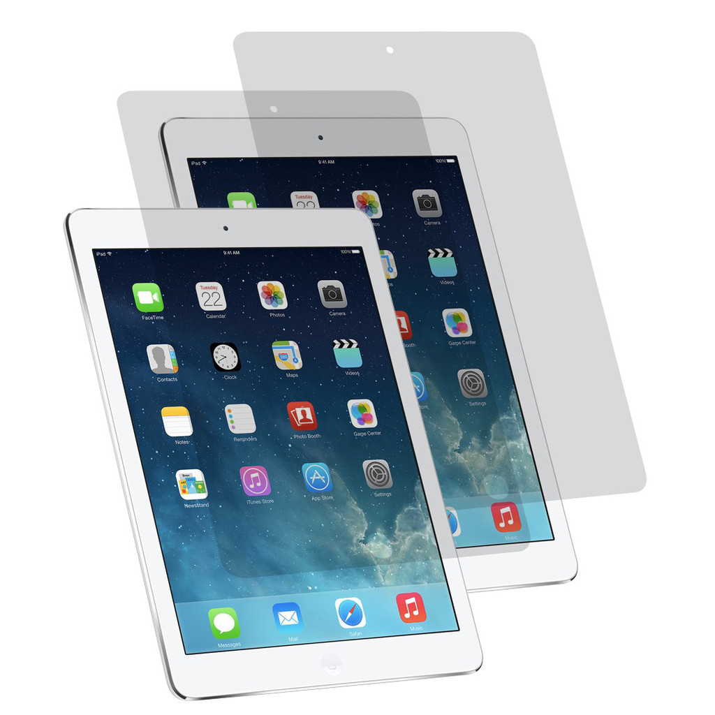 Mobilize Screenprotector Apple iPad Air / 2 / Pro 9.7 Duo Pack in Haneffe