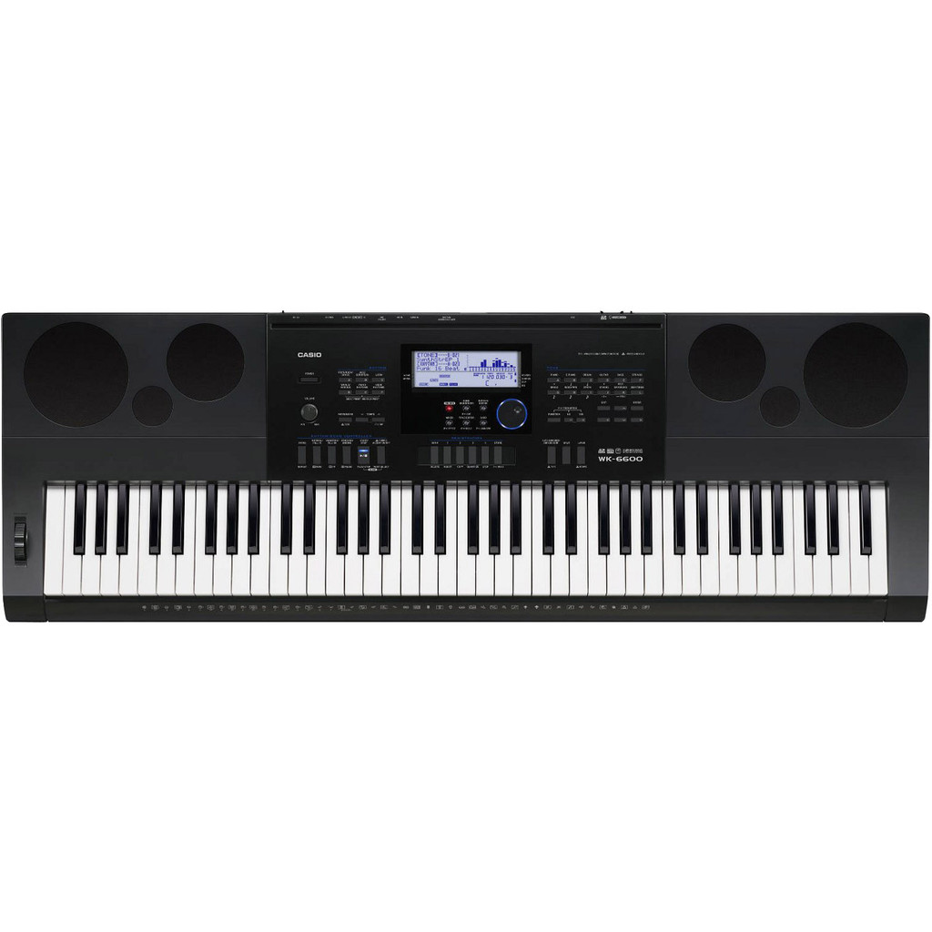Casio WK-7600 in Houdeng-Aimeries
