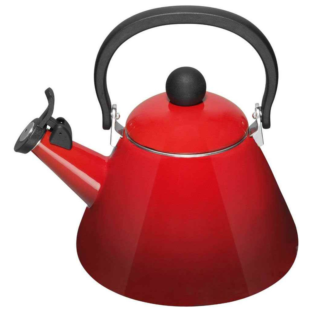 Le Creuset Waterketel Kone 1,6 L Rood in Arnoud
