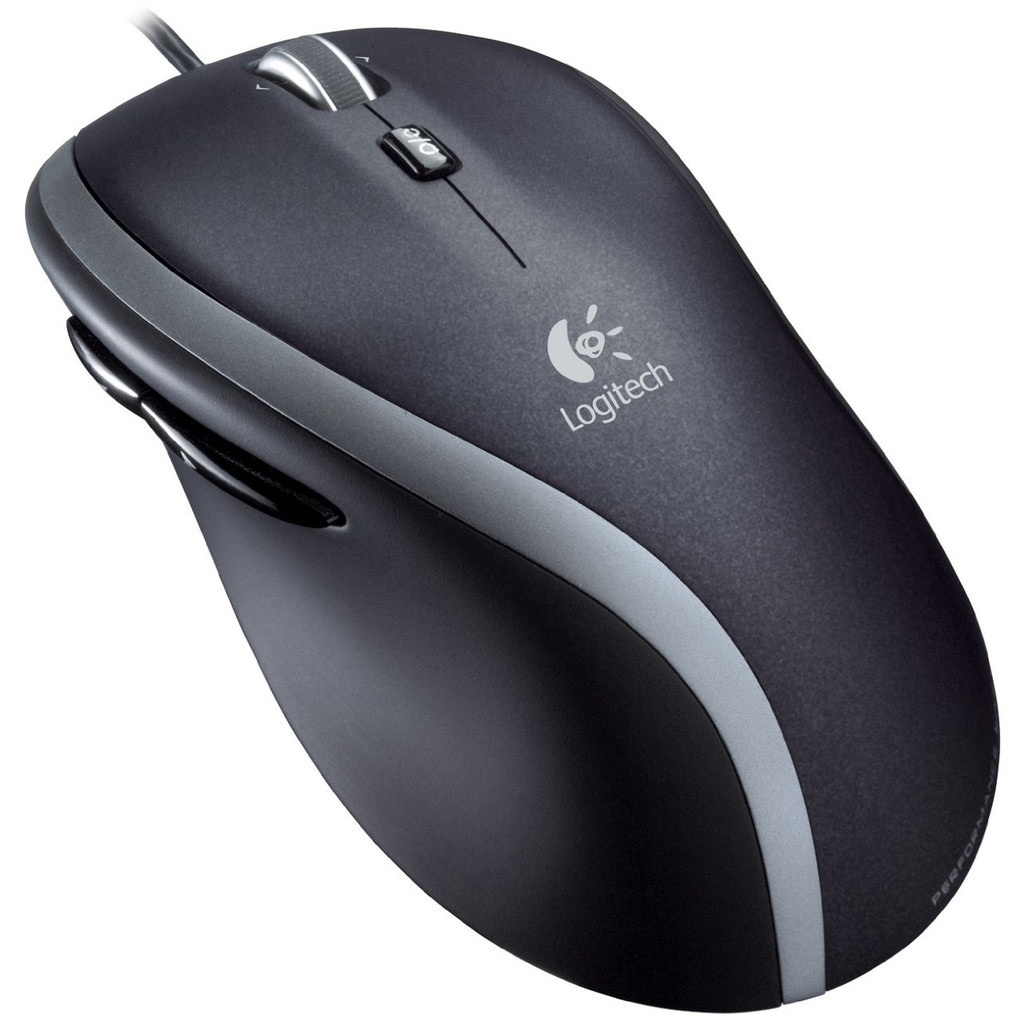 Logitech Corded Mouse M500 in Vogelzang