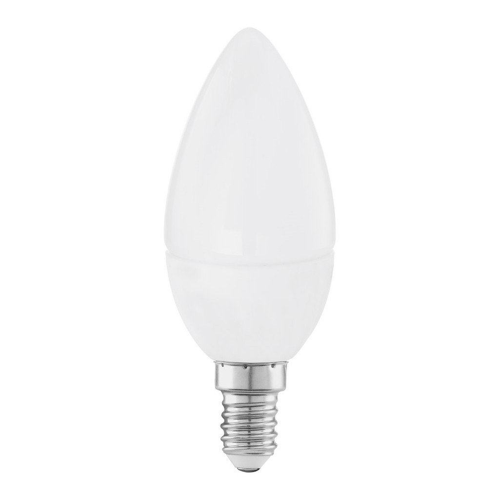 Eglo LED-lamp E14 4W Kaars in Ried / Rie