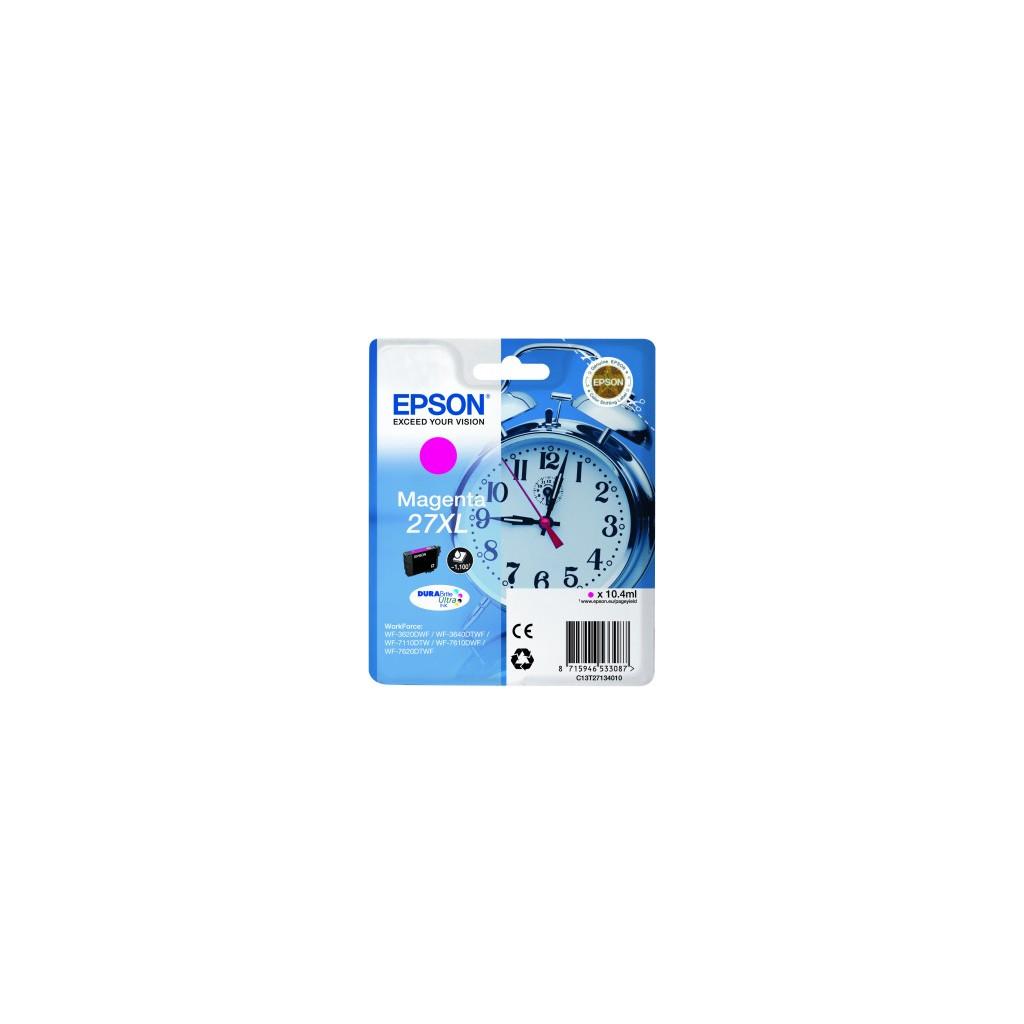 Epson 27XL Cartridge Magenta C13T27134010 kopen