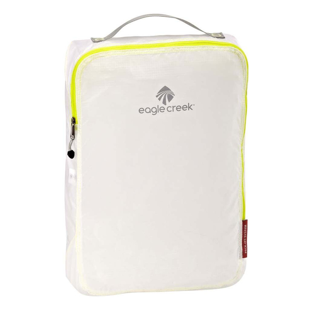 Eagle Creek Pack-It Specter Compression Cube White/Strobe in Appelterre-Eichem