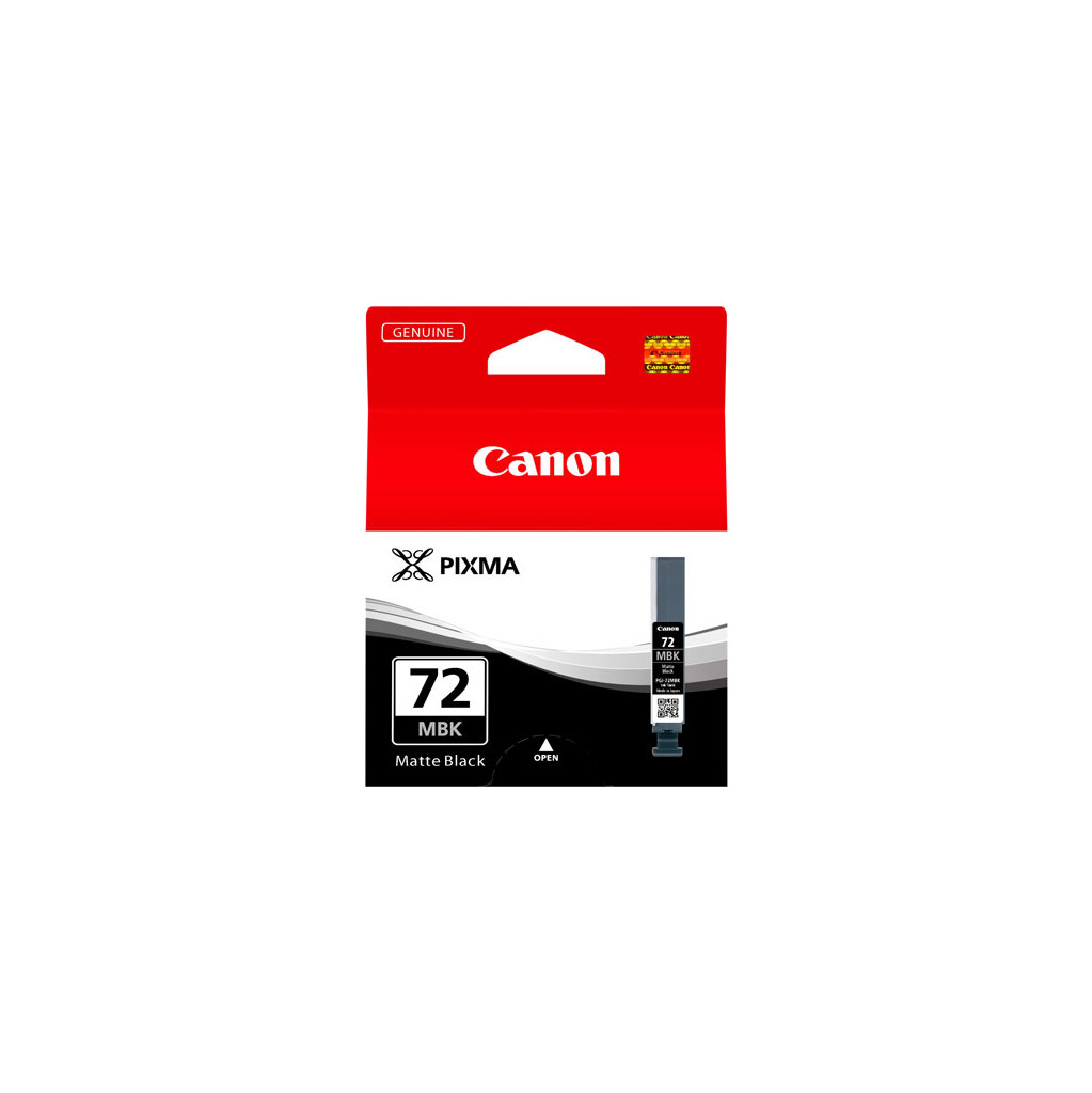 Canon PGI-72MBK Cartridge Mat Zwart (6402B001) kopen